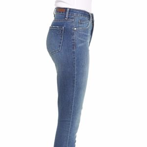 Articles of Society Heather High Waist Skinny Jean